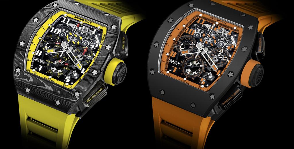 Richard Mille RM011 Replica Watch