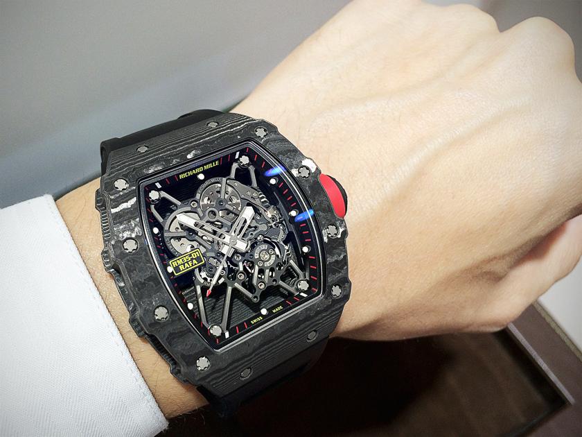 Richard Mille RM036 Replica Watch