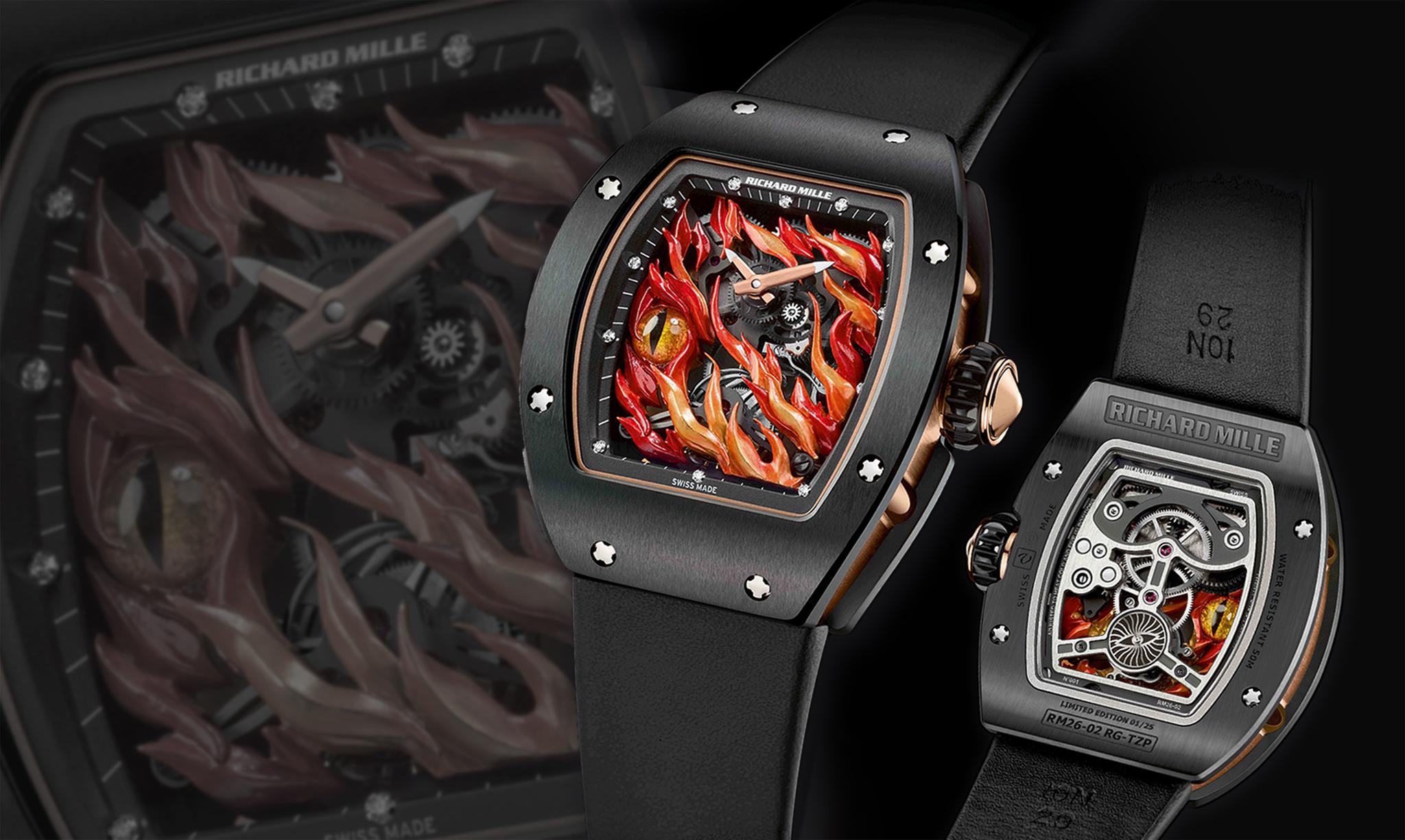 Best Richard Mille Replica Watch